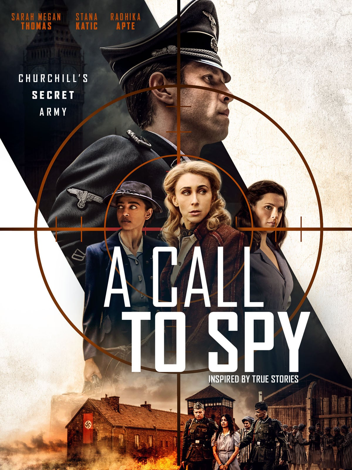 A Call to Spy (2020) Profile Picture