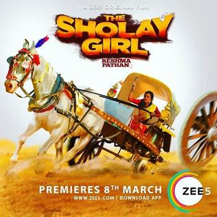 The Sholay Girl Profile Picture