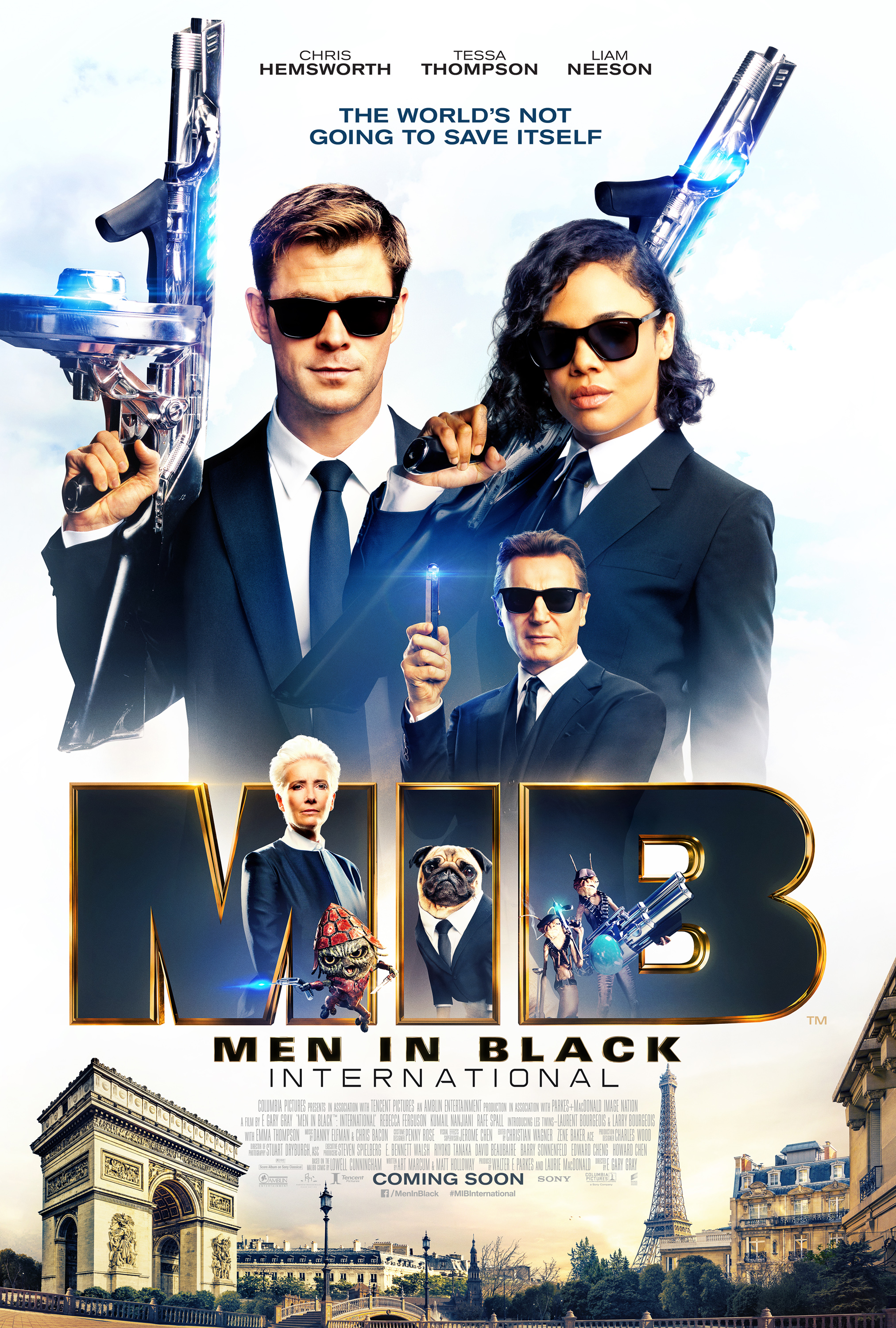 Men in Black: International Profile Picture