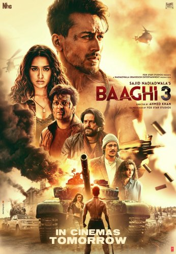 Baaghi 3 Profile Picture