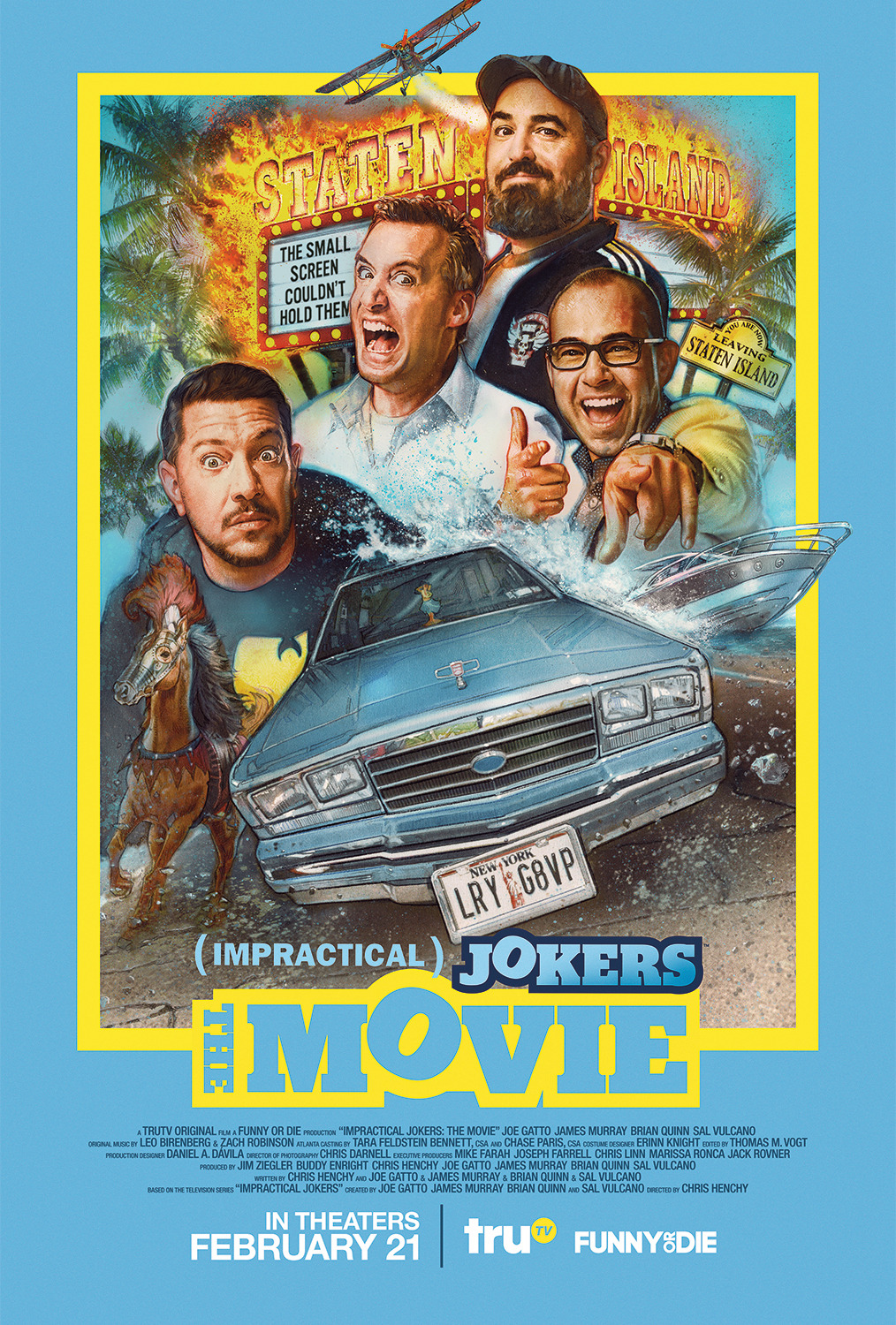 Impractical Jokers: The Movie Profile Picture