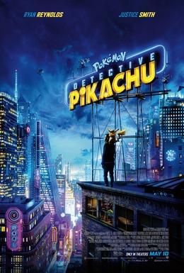 Pokémon Detective Pikachu Profile Picture