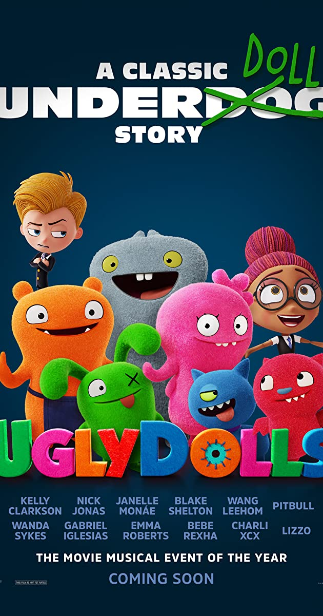 Ugly Dolls Profile Picture