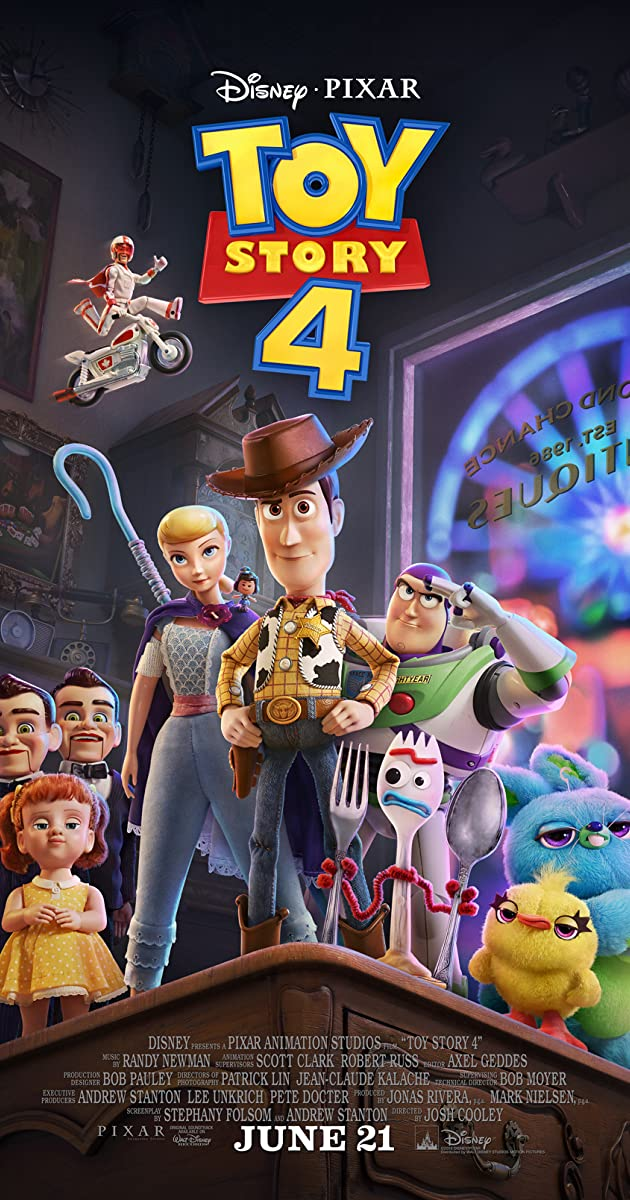 Toy Story 4 Profile Picture