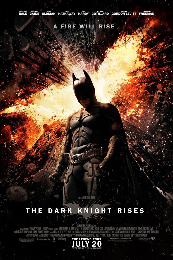 The Dark Knight Rises Profile Picture