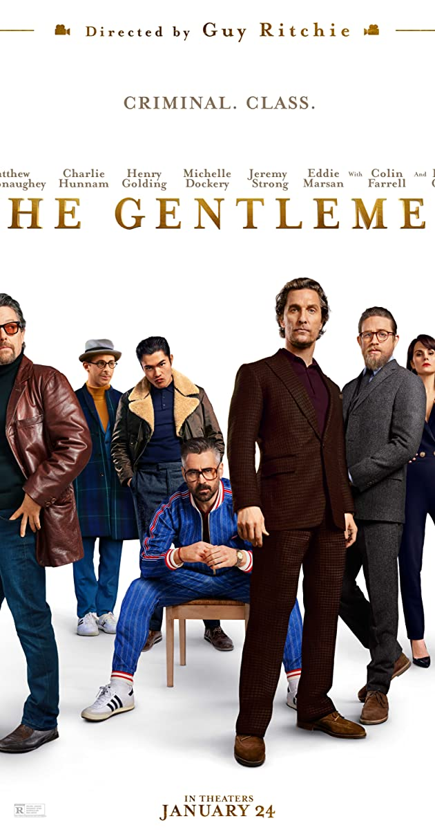 The Gentlemen Profile Picture