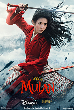 Mulan Profile Picture