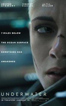 Underwater Profile Picture