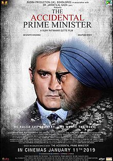 The Accidental Prime Minister Profile Picture