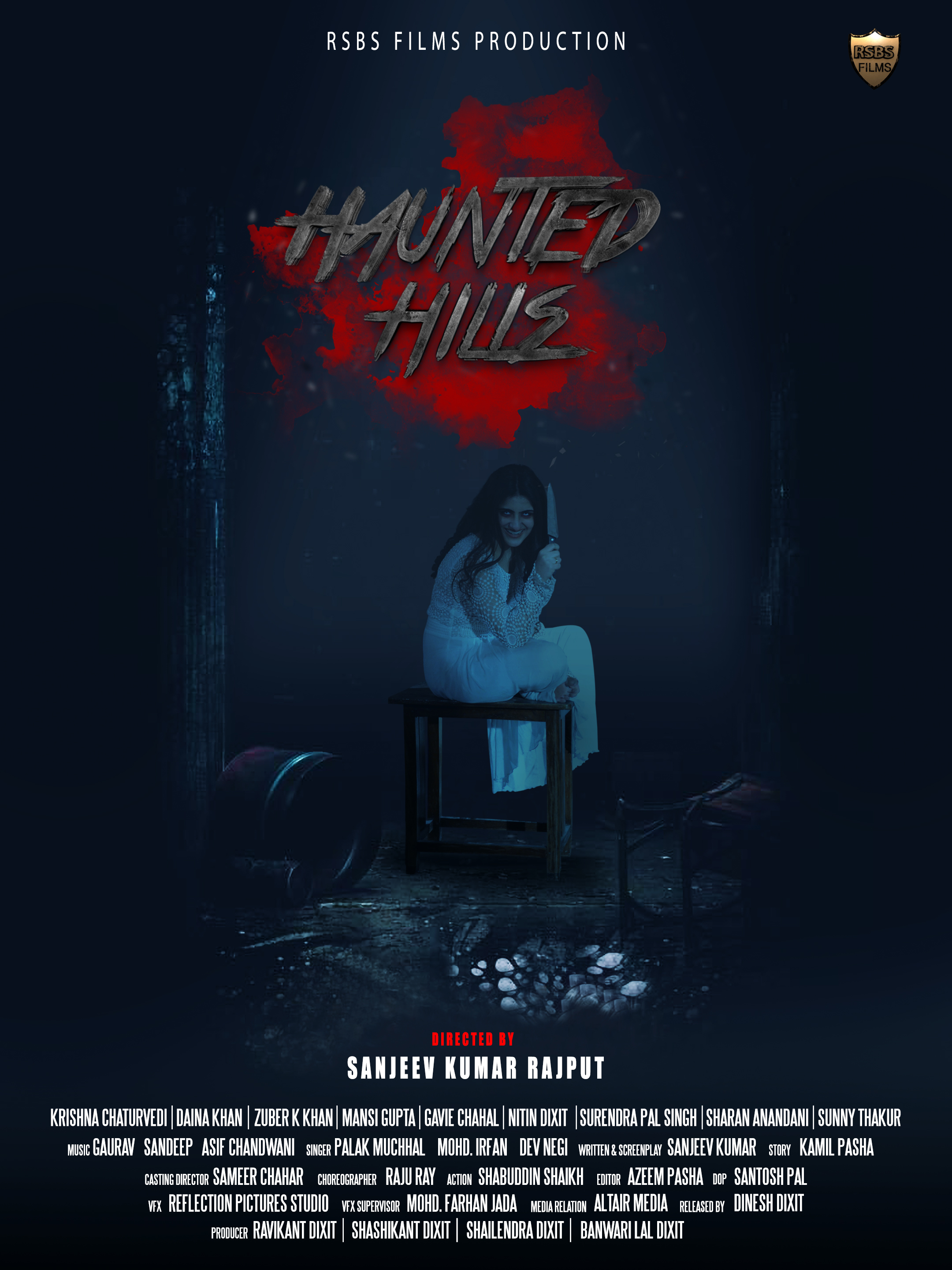 Haunted Hills Profile Picture