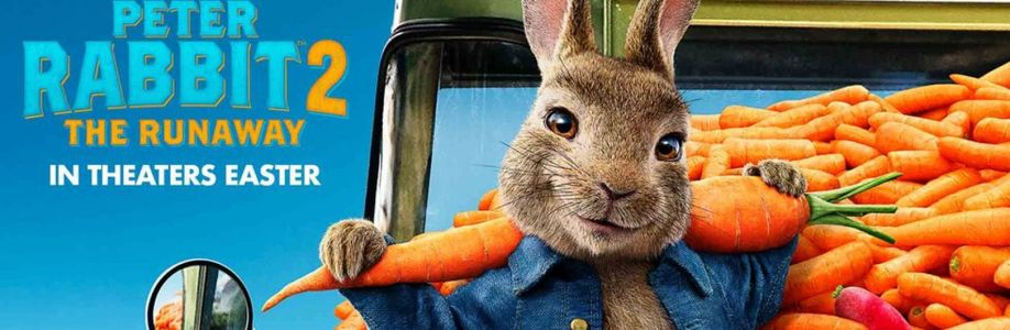 Peter Rabbit 2: The Runaway Cover Image