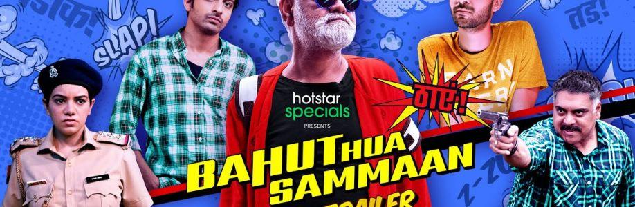 Bahut Hua Samman Cover Image