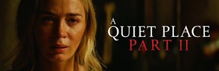 A Quiet Place Part II Cover Image