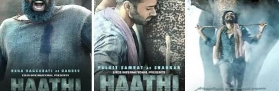 Haathi Mere Saathi Cover Image