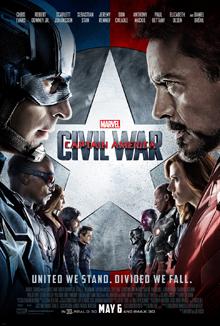 Captain America : Civil War Profile Picture