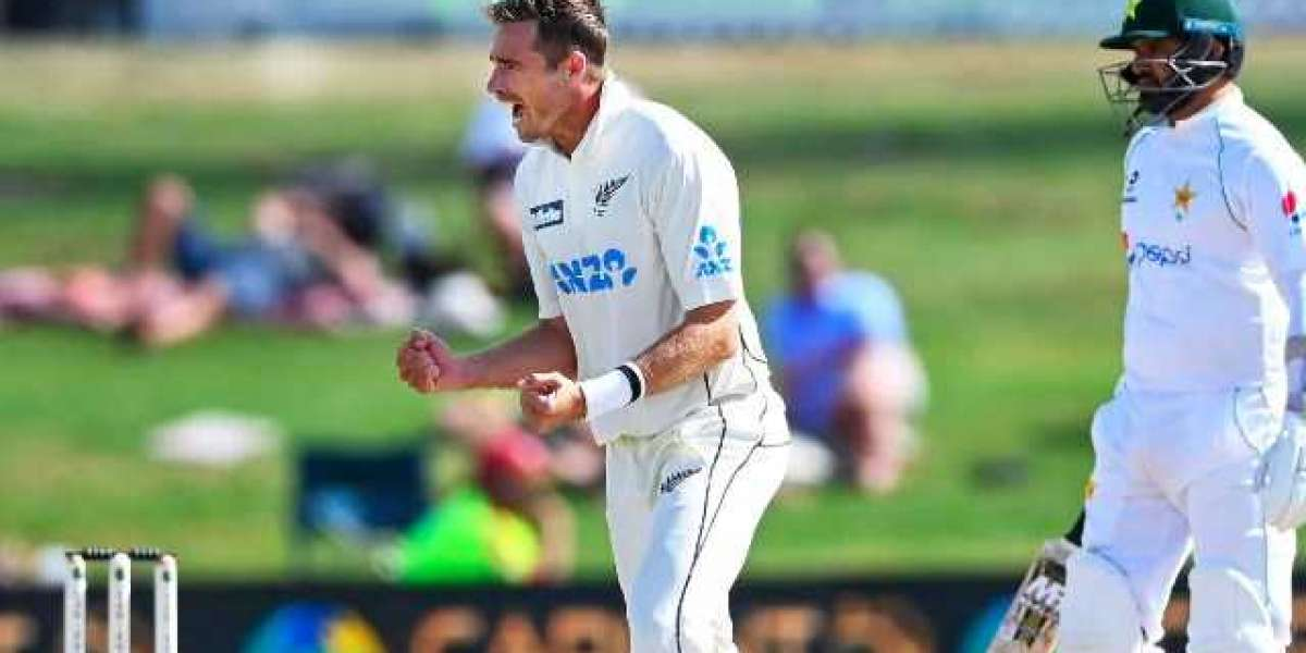 Tim Southee reached 300 scalps in test cricket