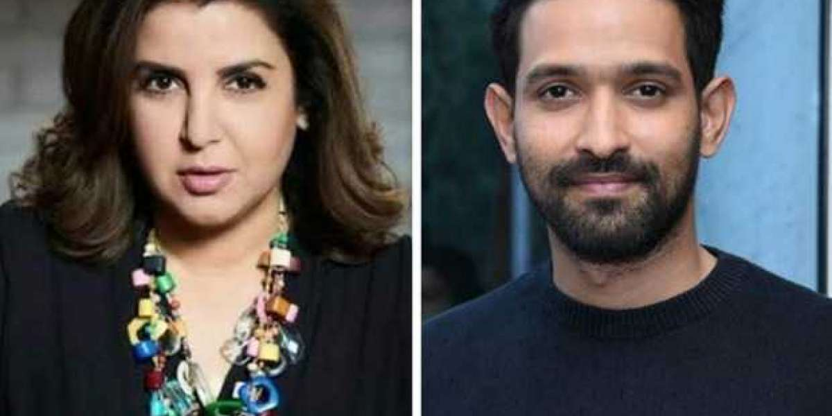 Farah Khan and vikrant Massey's account hacked
