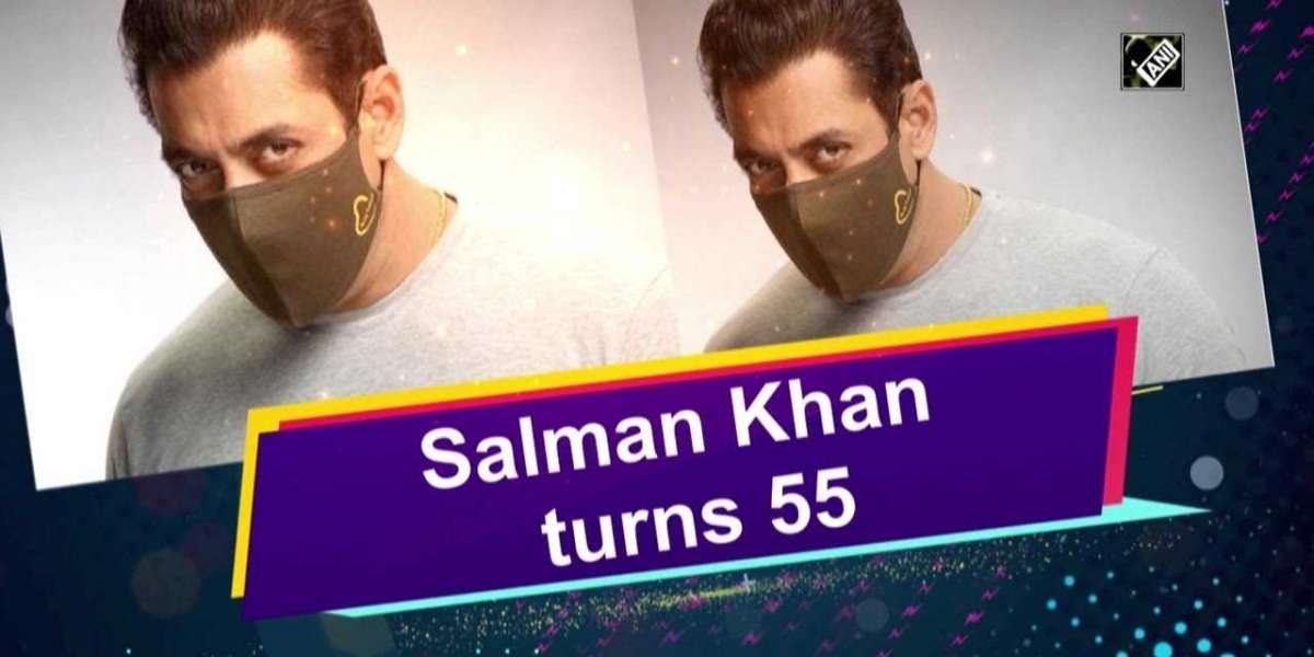 Salman Khan turned 55