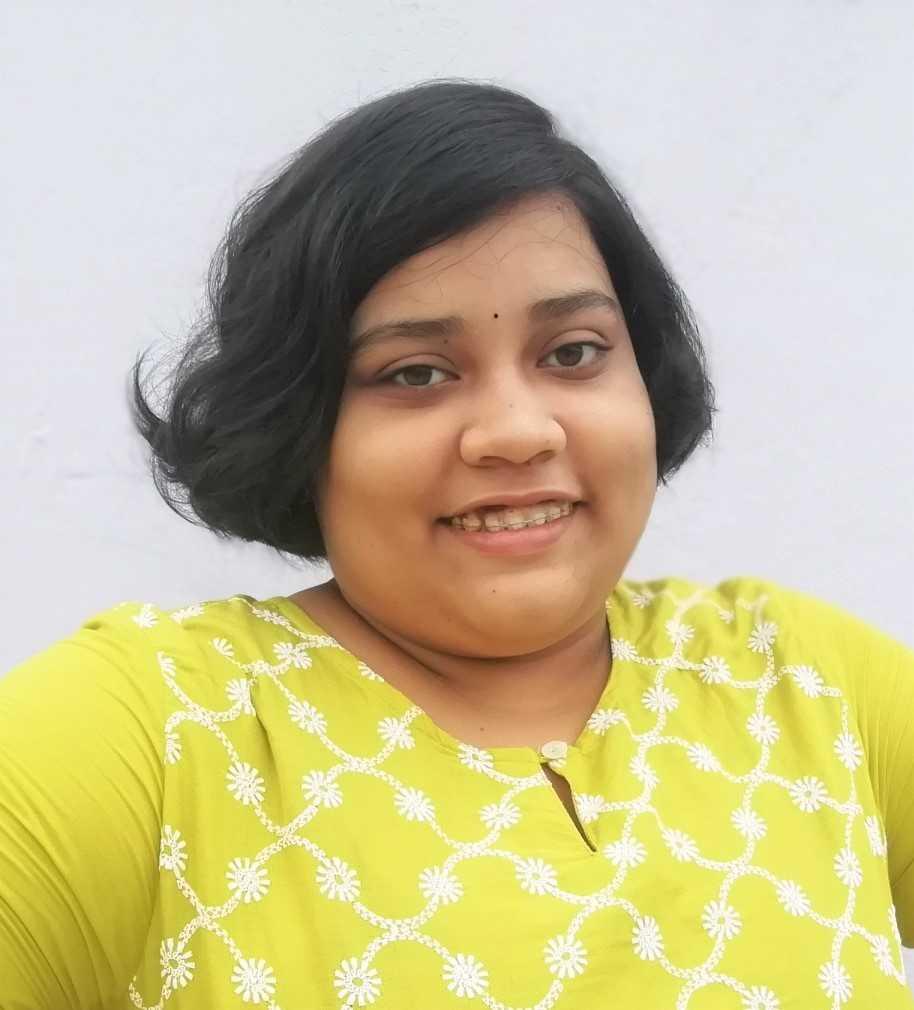 Arya Aradhana Routray Profile Picture