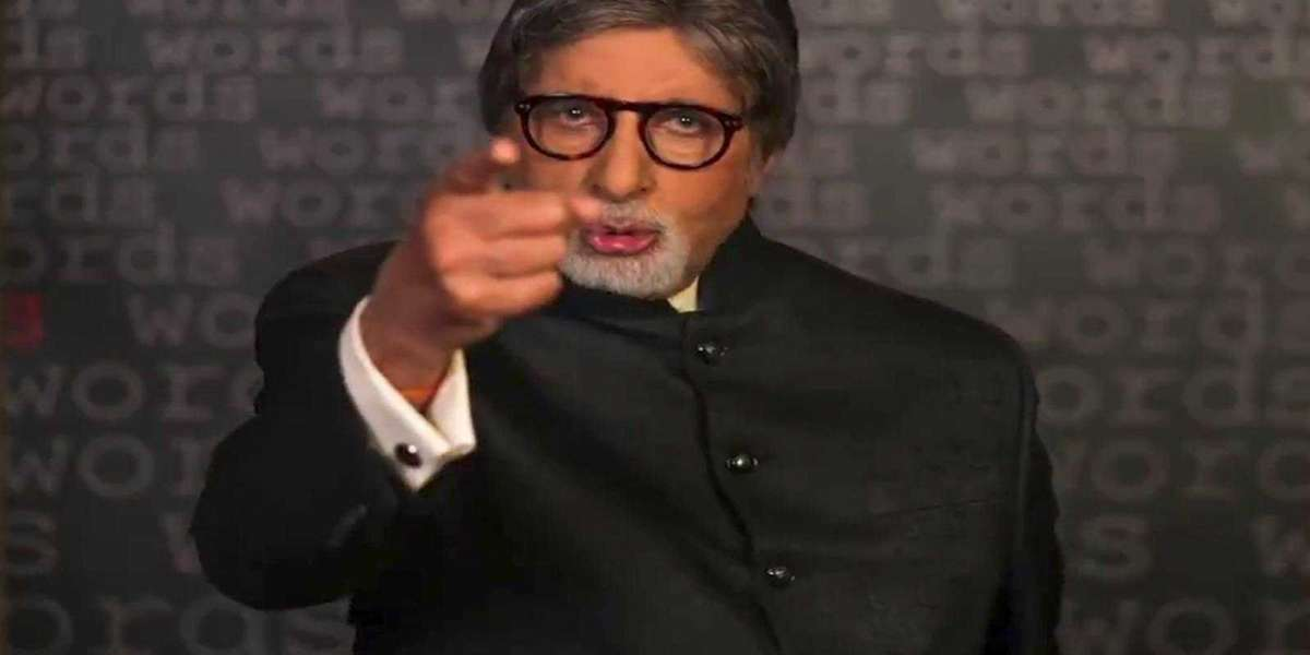 Big B recites his late father's poetry to raise morale.