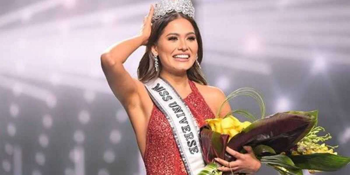 Miss Universe 2020: Andrea Meza of Mexico wins the coveted crown