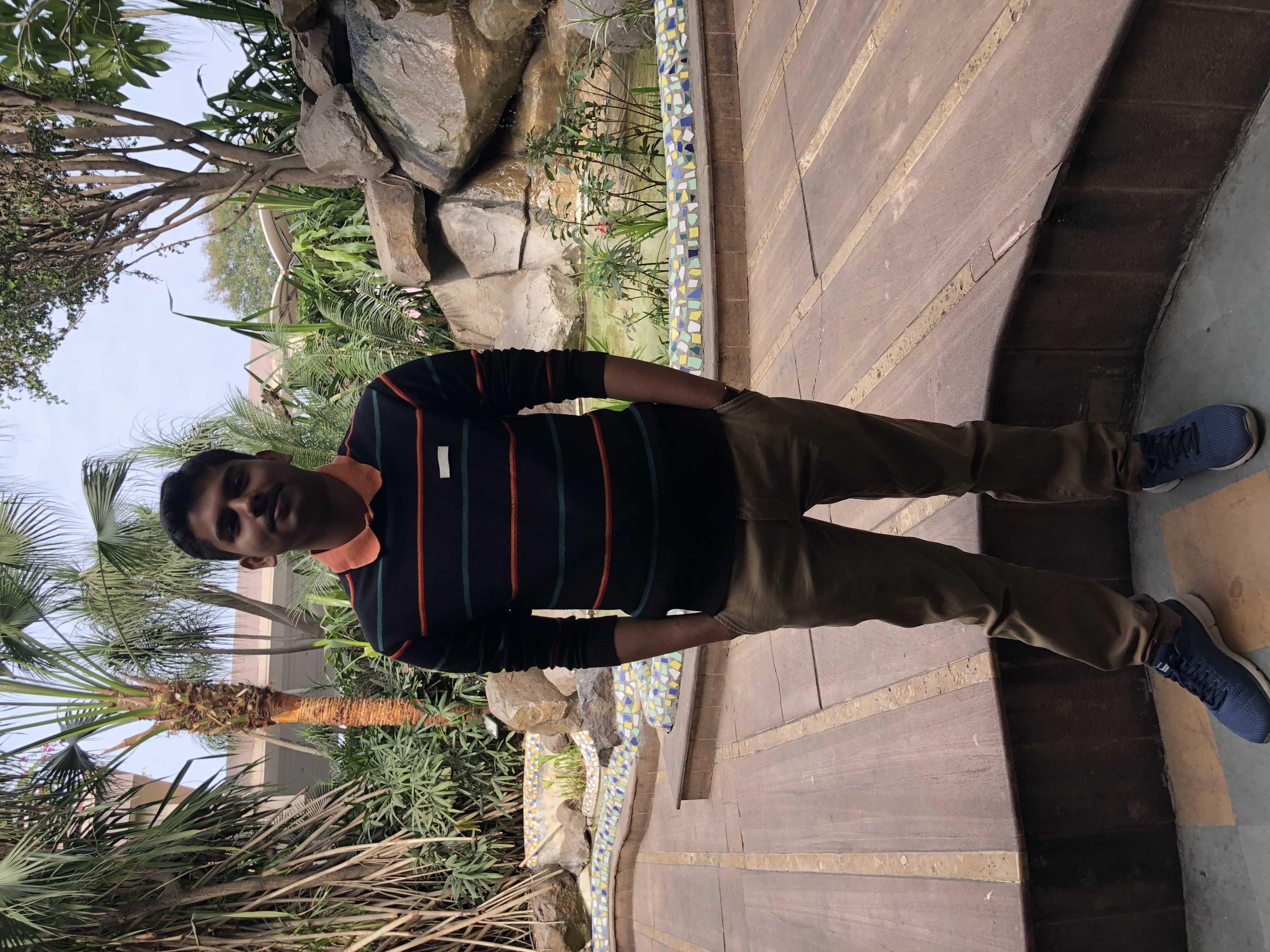 Nishant Profile Picture
