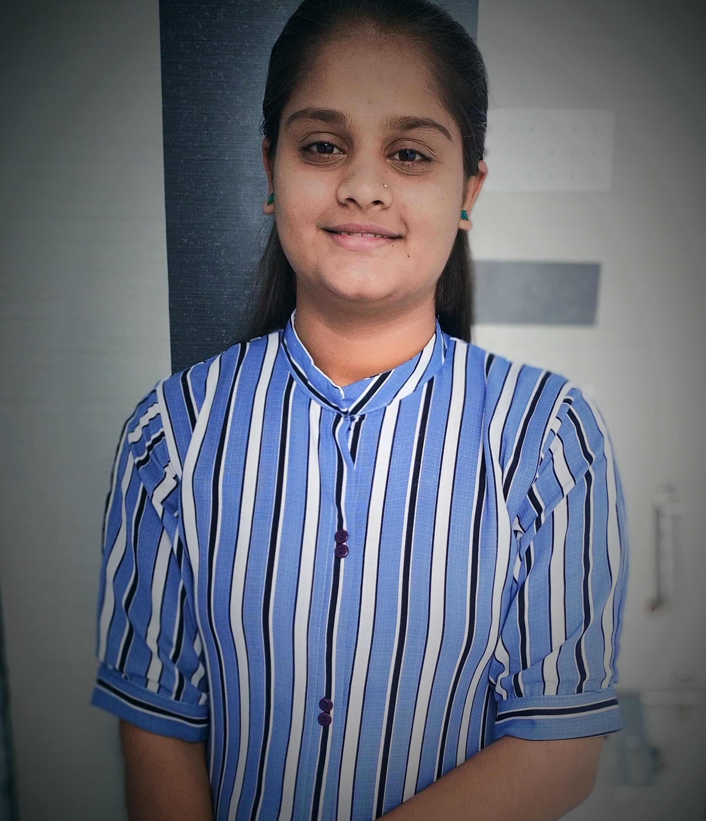 Pratiksha Nakum Profile Picture