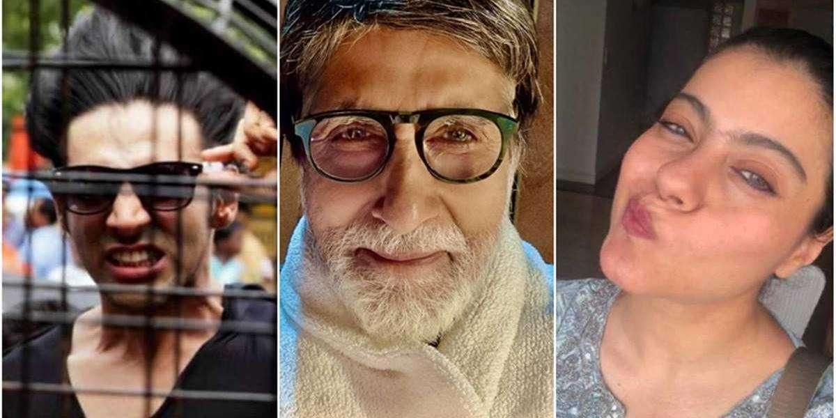 Amitabh Bachchan, Kartik Aaryan and Kareena Kapoor urge fans to stay home