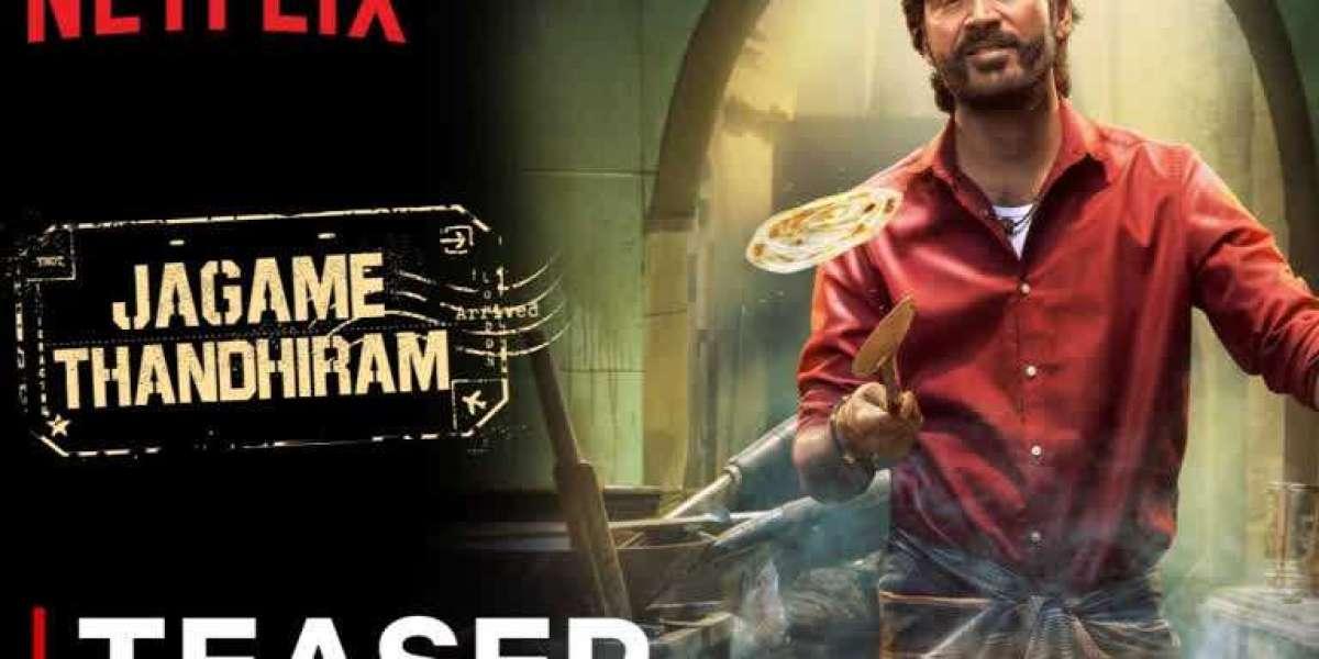 Dhanush's 'Jagame Thandhiram' will be released on OTT platform