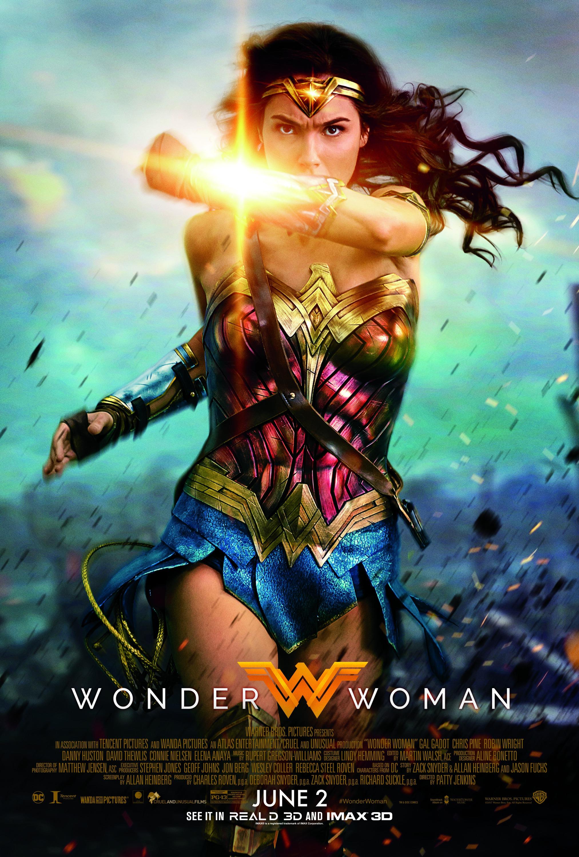 Wonder Woman Profile Picture