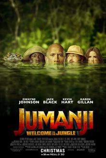 Jumanji: Welcome to the Jungle Profile Picture