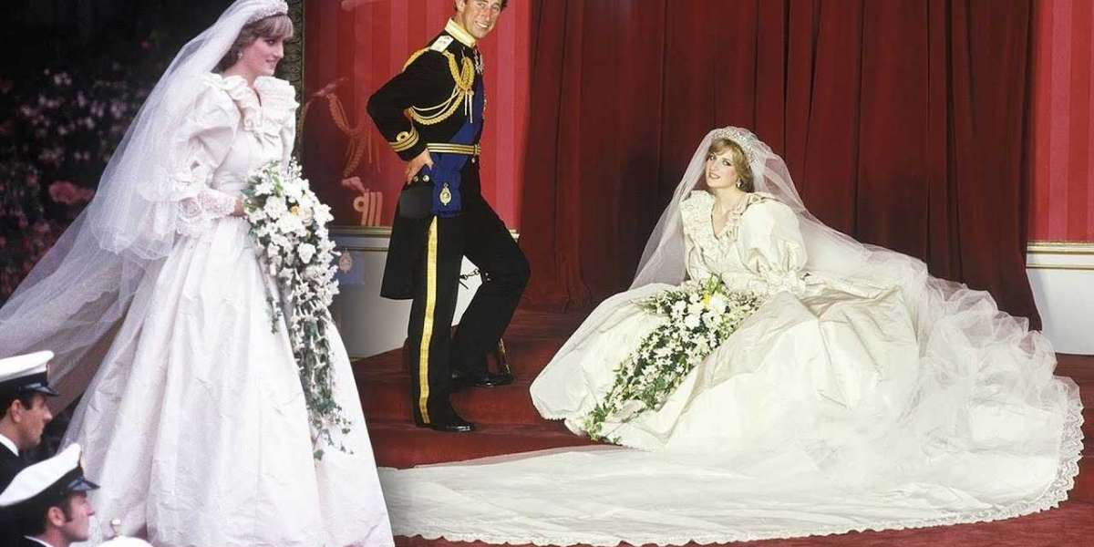 The Epic Story of Princess Diana's Wedding Dress: 3 Months, 25 Feet of Train and a Major Fashion Legacy