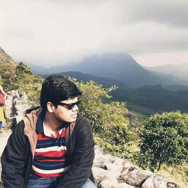Krishna A Profile Picture