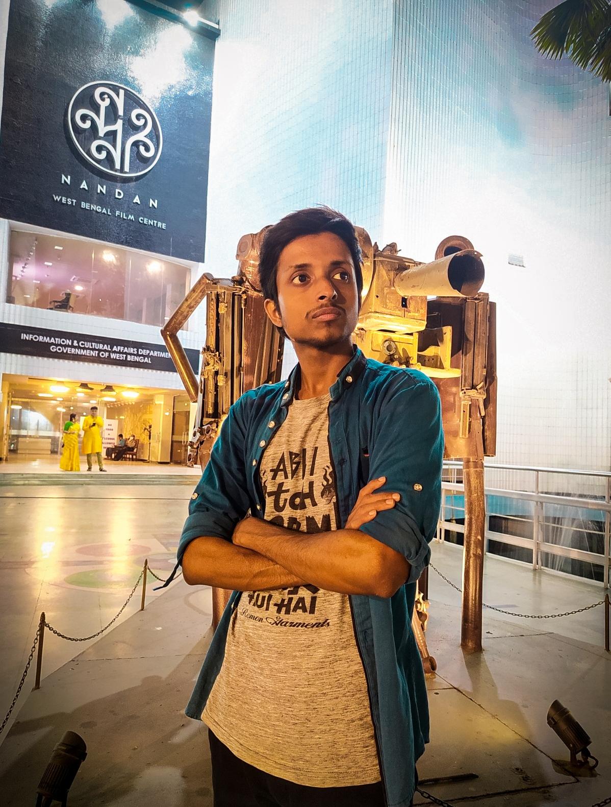 Pritam Chakraborty Profile Picture