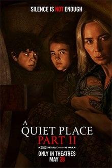 A Quiet Place Part II Profile Picture