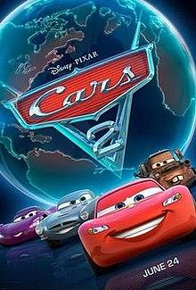 Cars 2 Profile Picture